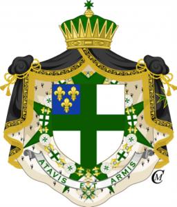 Armoiries ordre saint Lazare